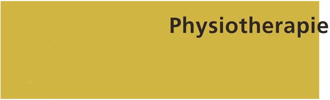 Physiotherapie Kornhaus Zürich Logo