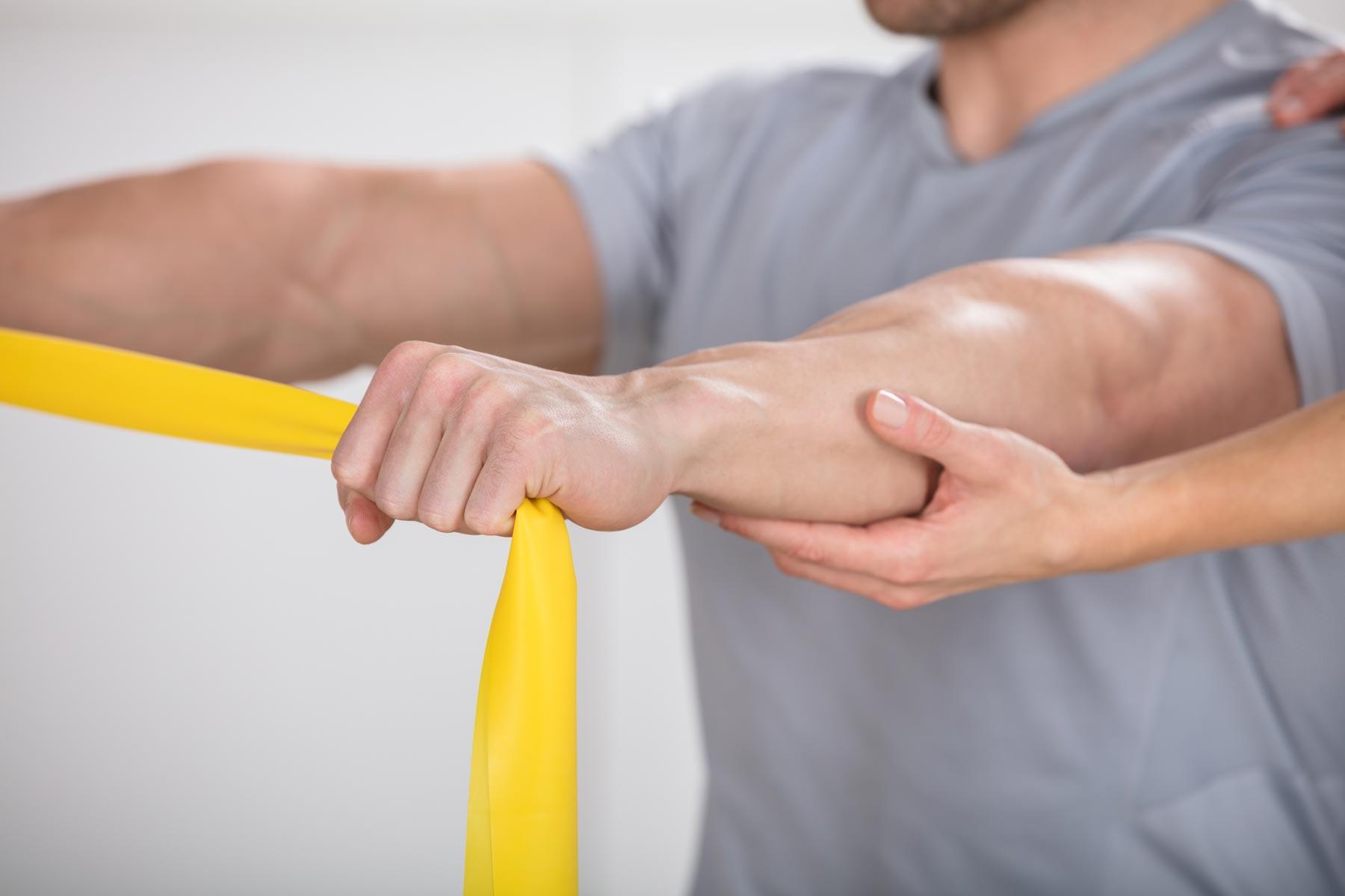 Physiotherapie bei Multiple Sklerose in Zürich-Unterstrass