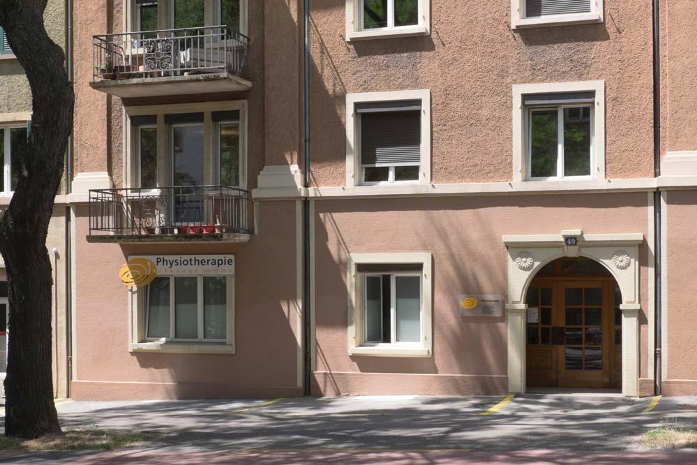 Physiotherapie Kornhaus Zürich Unterstrass Wipkingen